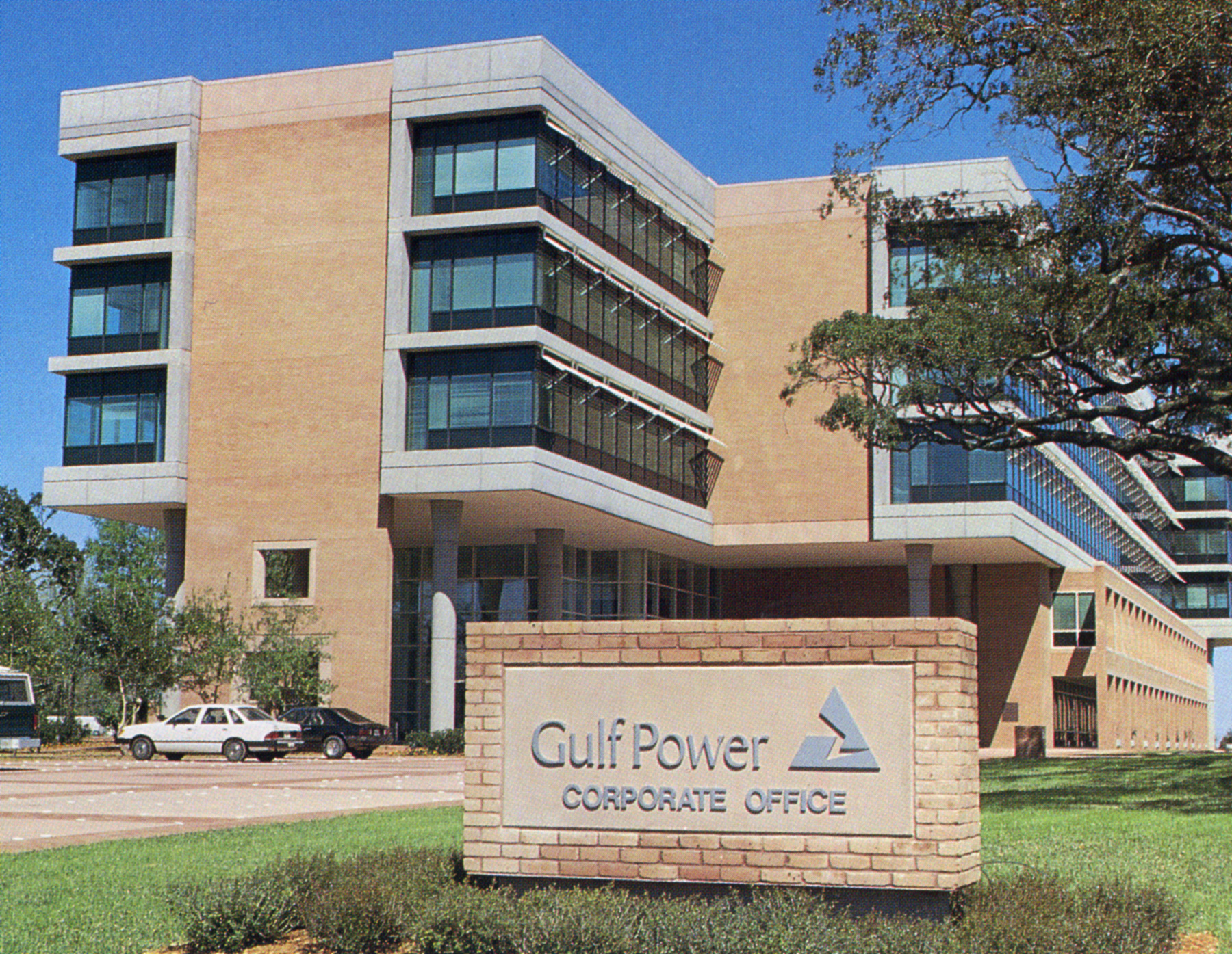 Robertson-Curtis-Commercial-Painting-and-Decorating_Gulf-Power-Corporate-Headquarters-Pensacola-Florida