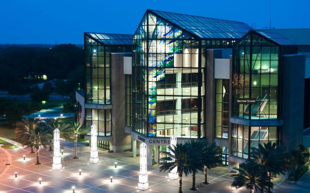 PCC Crowne Centre Pensacola Florida