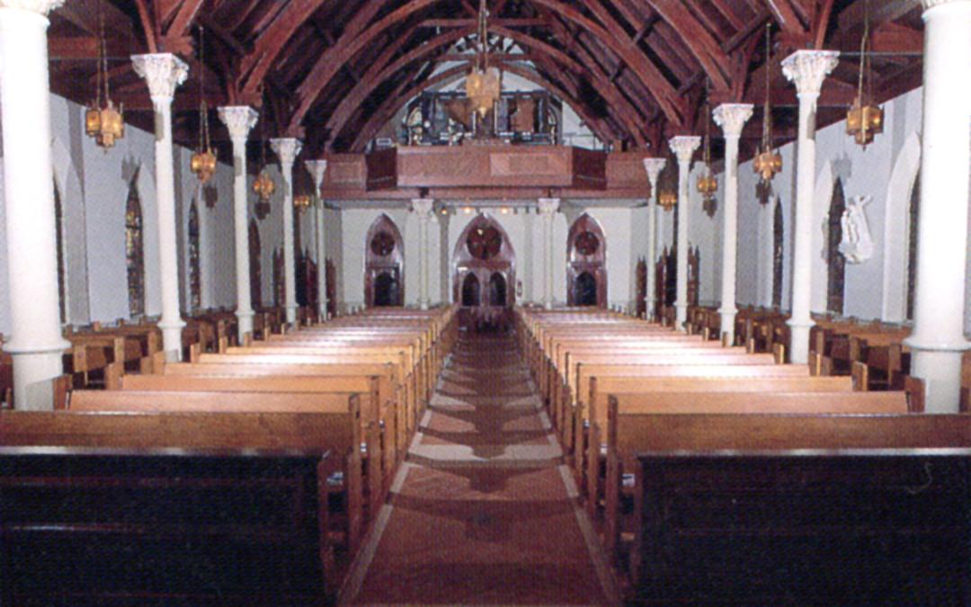 Saint Michaels Cathedral Pensacola Florida
