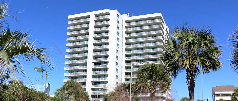 Tristan Towers Gulf Breeze Florida