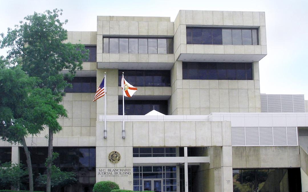 MC Blanchard Judicial Building Pensacola Florida