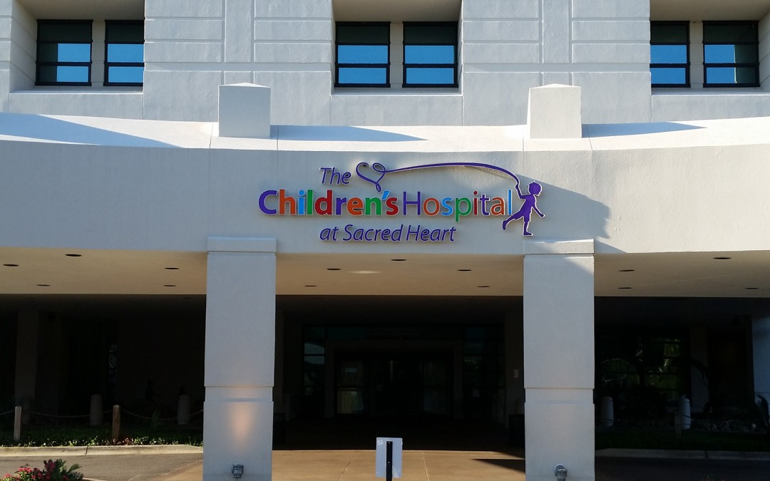 The Children's Hospital at Sacred Heart Pensacola Florida
