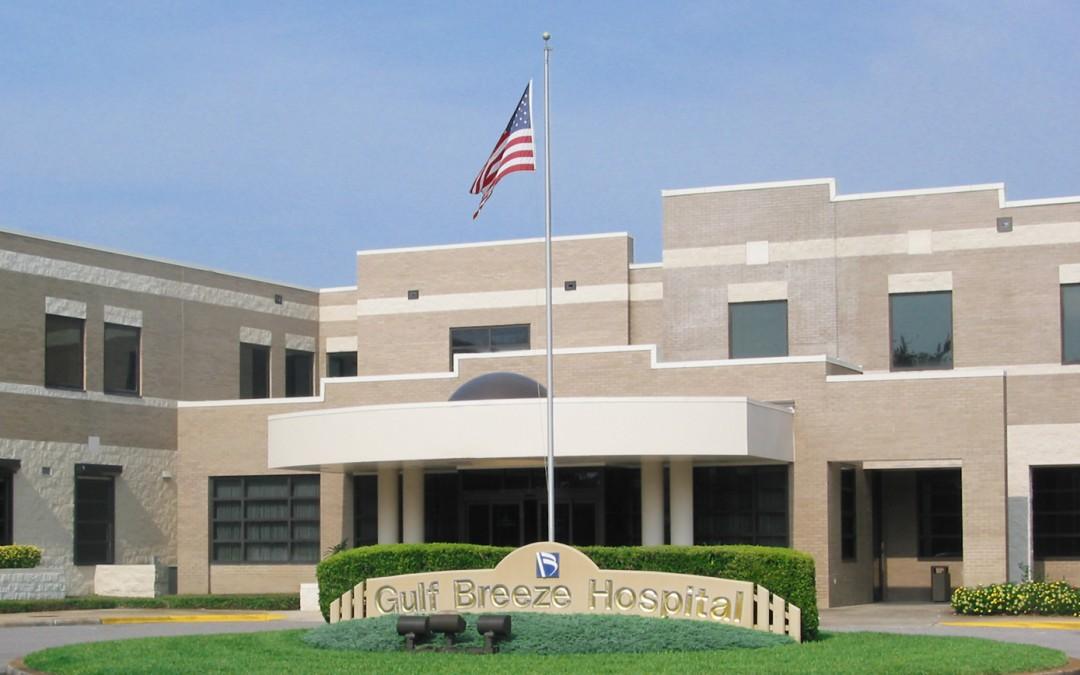 Gulf Breeze Hospital Gulf Breeze Florida