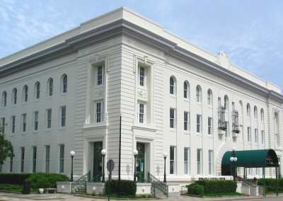 Robertson-Curtis-Pensacola-LittleTheatre-Restoration-Florida-Painting-Historical-Building 2