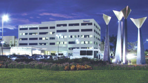 Nemours Children's at Sacred Heart Hospital Pensacola Florida