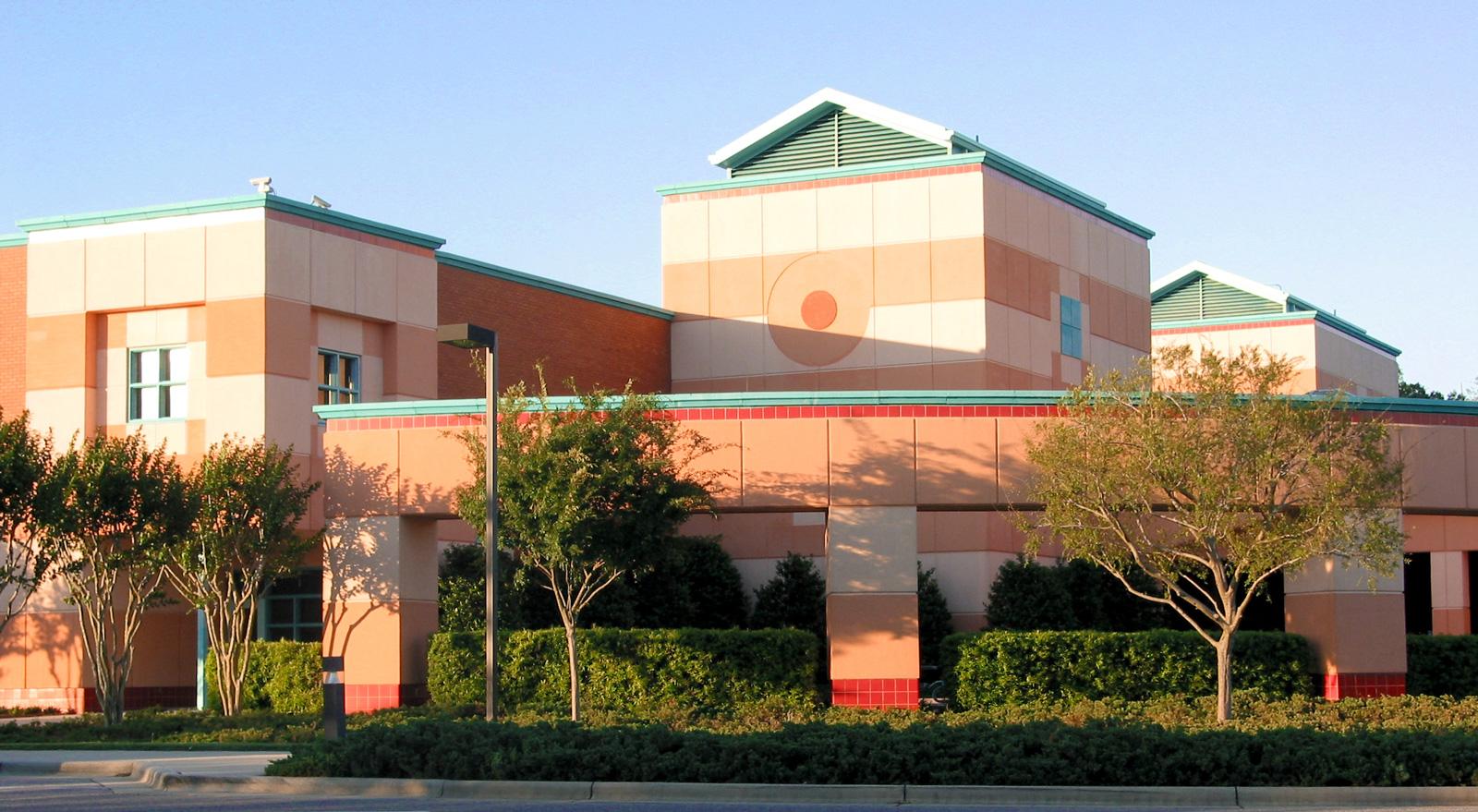 Pensacola Christian Academy PCA-dusk2