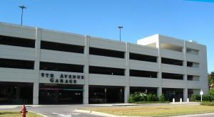 Sacred-Heart-9th-Avenue-Parking-Garage-Pensacola-Florida