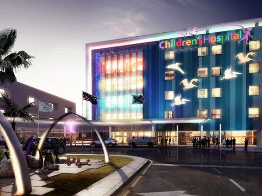 Sacred Heart Chiuldrens Hospital