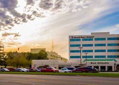 Sacred_Heart_Hospital_Expansion Project Pensacola Florida